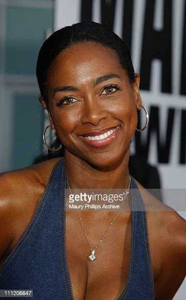Kenya Moore during 'Martin Lawrence Live Runteldat' World Premiere at ArcLight Cinemas in Hollywood California United States