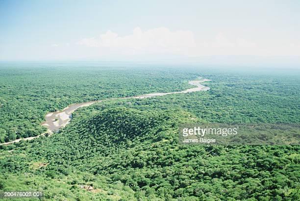 Kenya, Rift Valley, Weiwei River