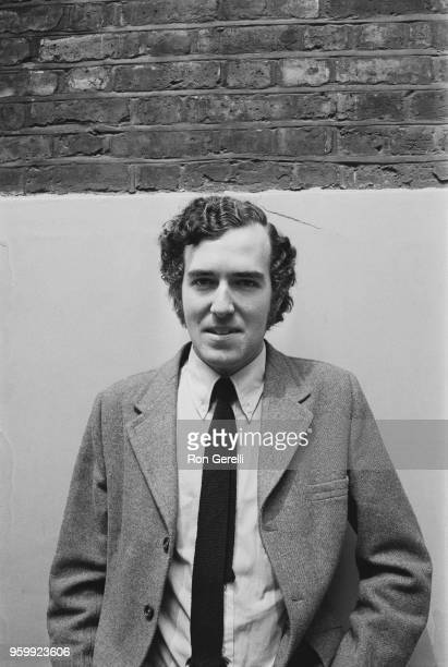 Kenyan born antiapartheid activist and politician Peter Hain pictured in London on 28th July 1972 Peter Hain is currently on trial at The Old Bailey...
