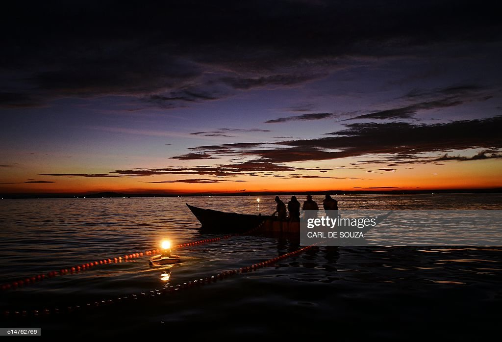 KENYA-FISHING-FEATURE : News Photo