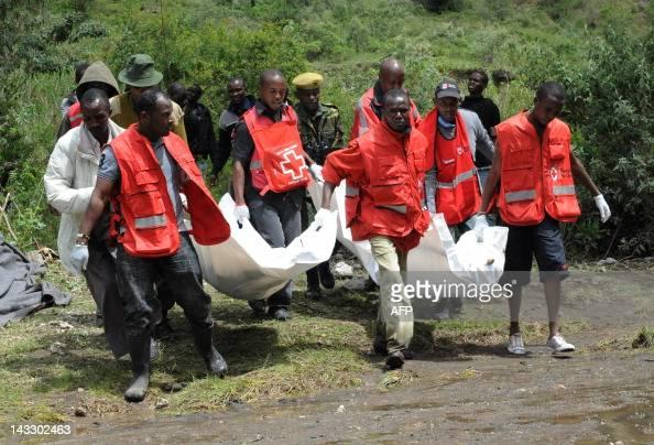 Image result for kenyan body bags.