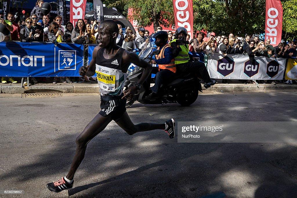 The 34th Athens Classic Marathon : News Photo