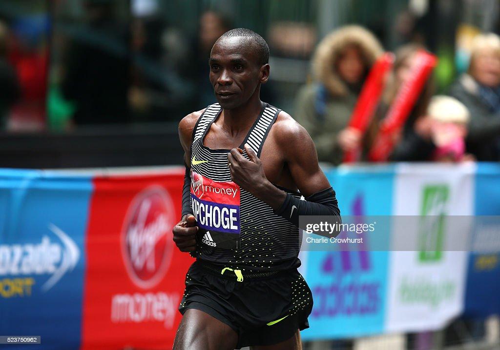 Virgin Money London Marathon : News Photo