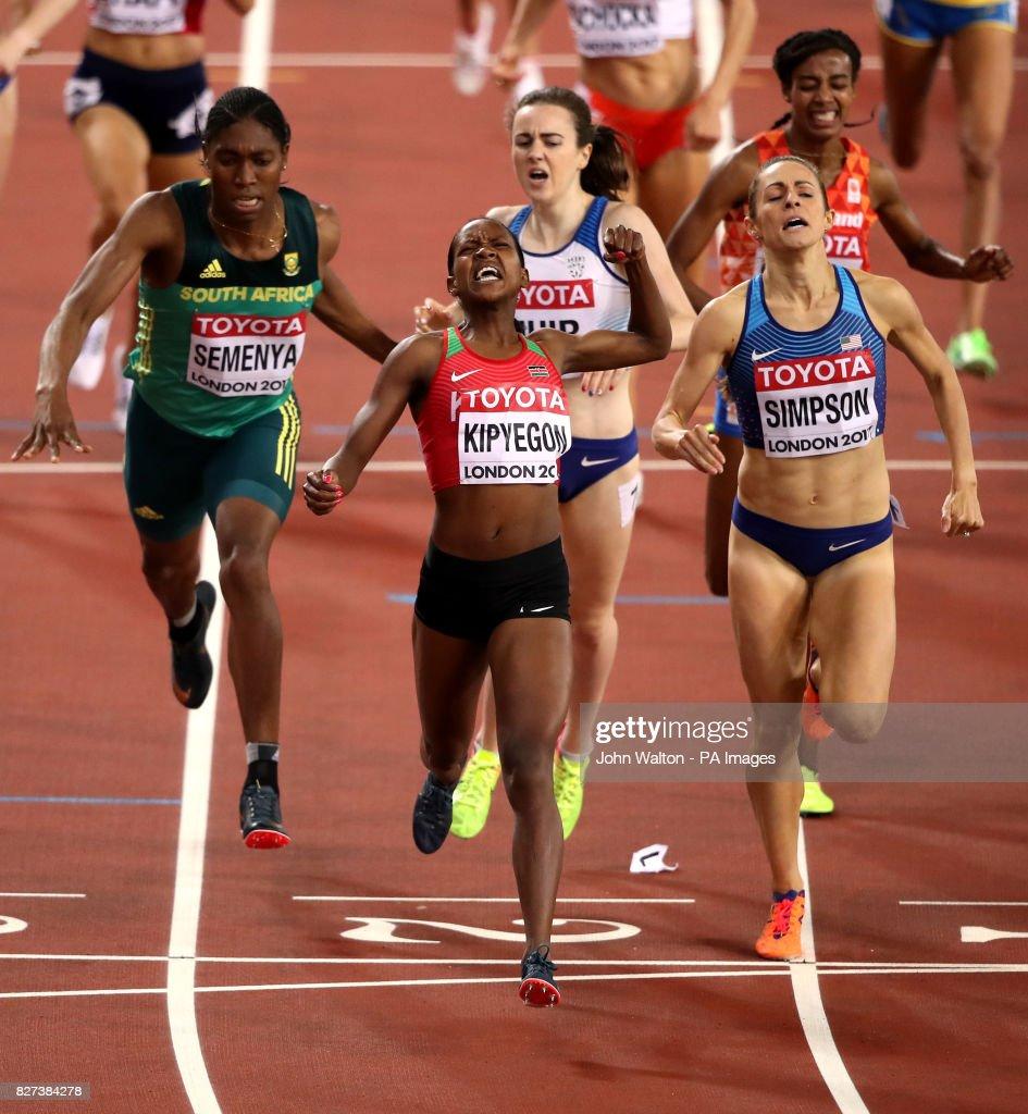 2017 IAAF World Championships - Day Four - London Stadium : News Photo