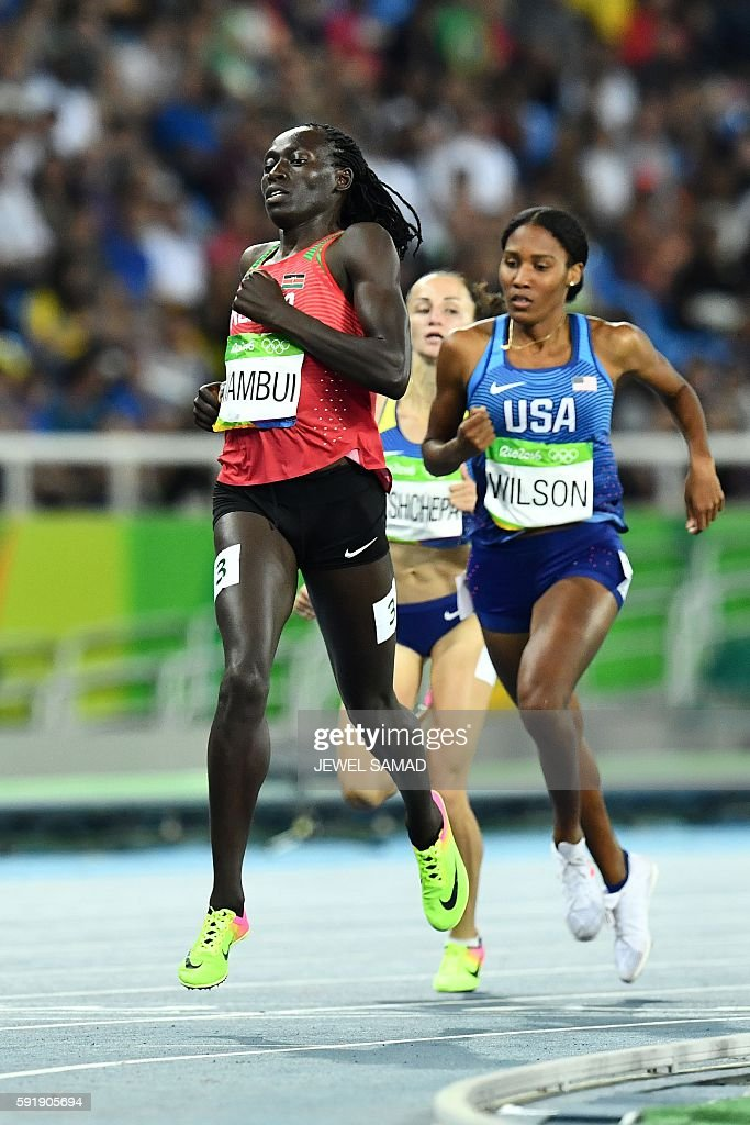 ATHLETICS-OLY-2016-RIO : News Photo