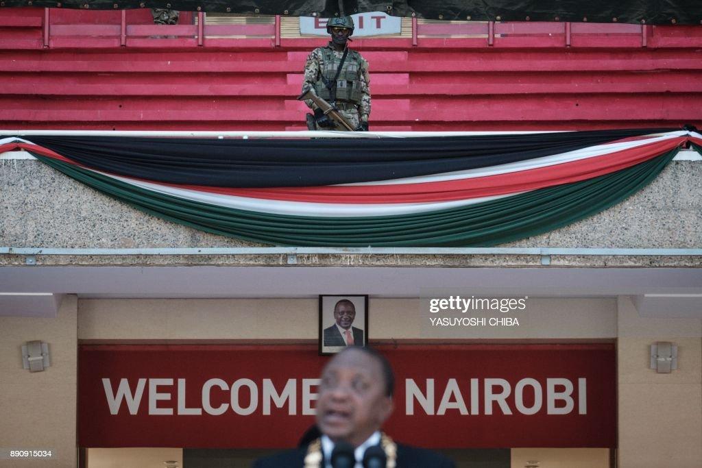 KENYA-POLITICS-INDEPENDENCE-DAY : News Photo