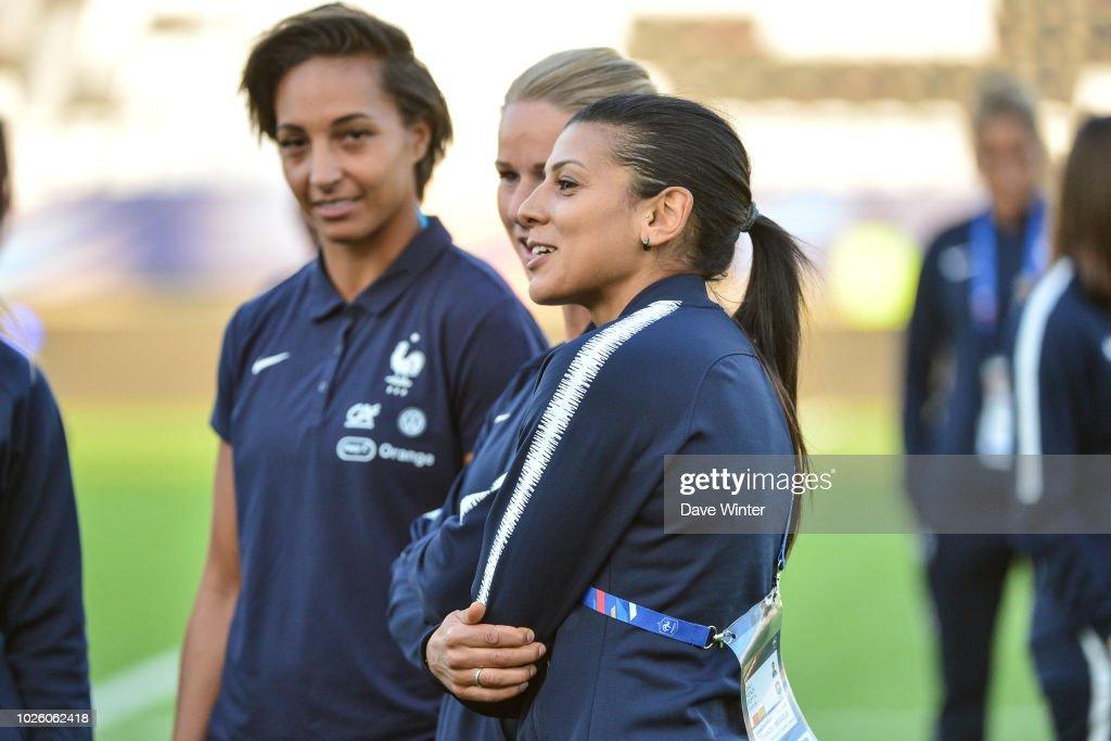 France v Mexico - Women's friendly international match : Photo d'actualité