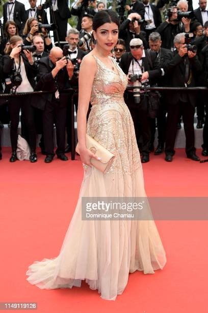 """Kenza Fortas attends the opening ceremony and screening of """"The Dead Don't Die"""" during the 72nd annual Cannes Film Festival on May 14, 2019 in..."""