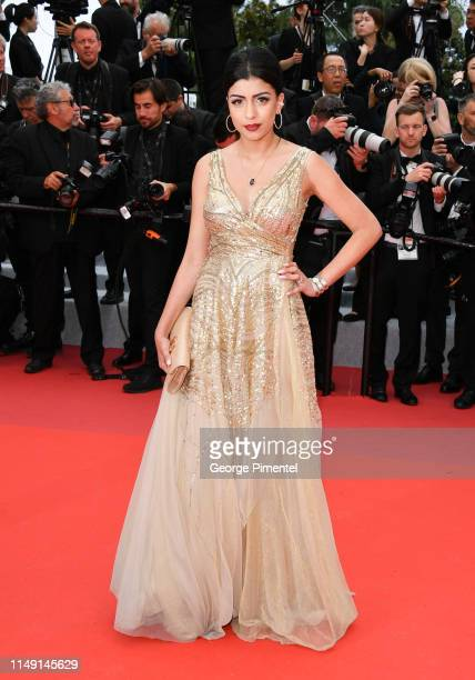 Kenza Fortas attends the opening ceremony and screening of The Dead Don't Die during the 72nd annual Cannes Film Festival on May 14 2019 in Cannes...