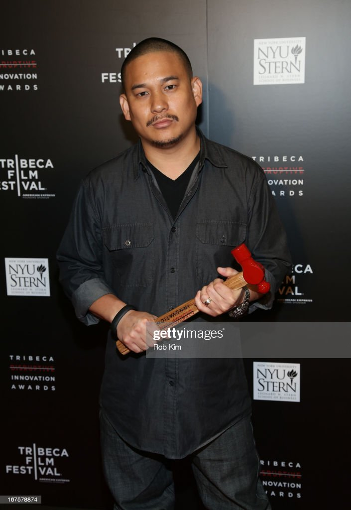 Kenzo Digital attends Tribeca Disruptive Innovation Awards on April 26, 2013 in New York City.