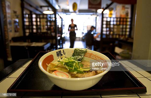 Kenzo Ramen The miso ramen soup at Kenzo Ramen a Japanese noodle joint at Yonge Steeles For Amy Pataki
