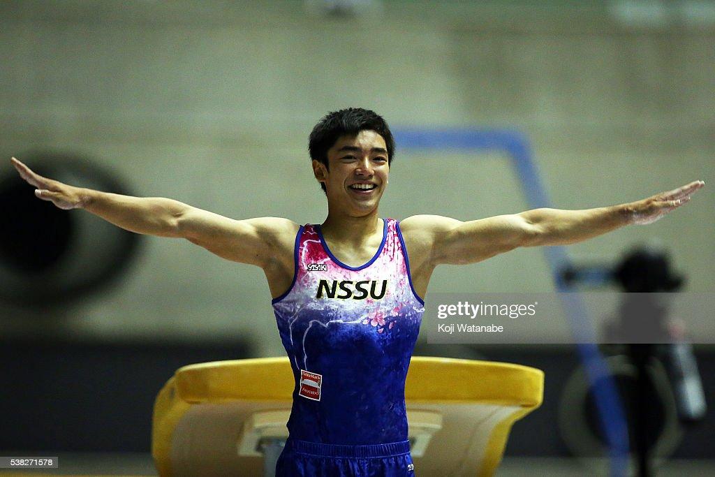 All-Japan Gymnastics Apparatus Championships - Day 2 : News Photo