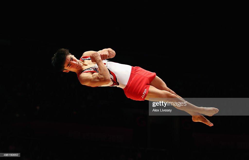 2015 World Artistic Gymnastics Championships - Day Nine : News Photo