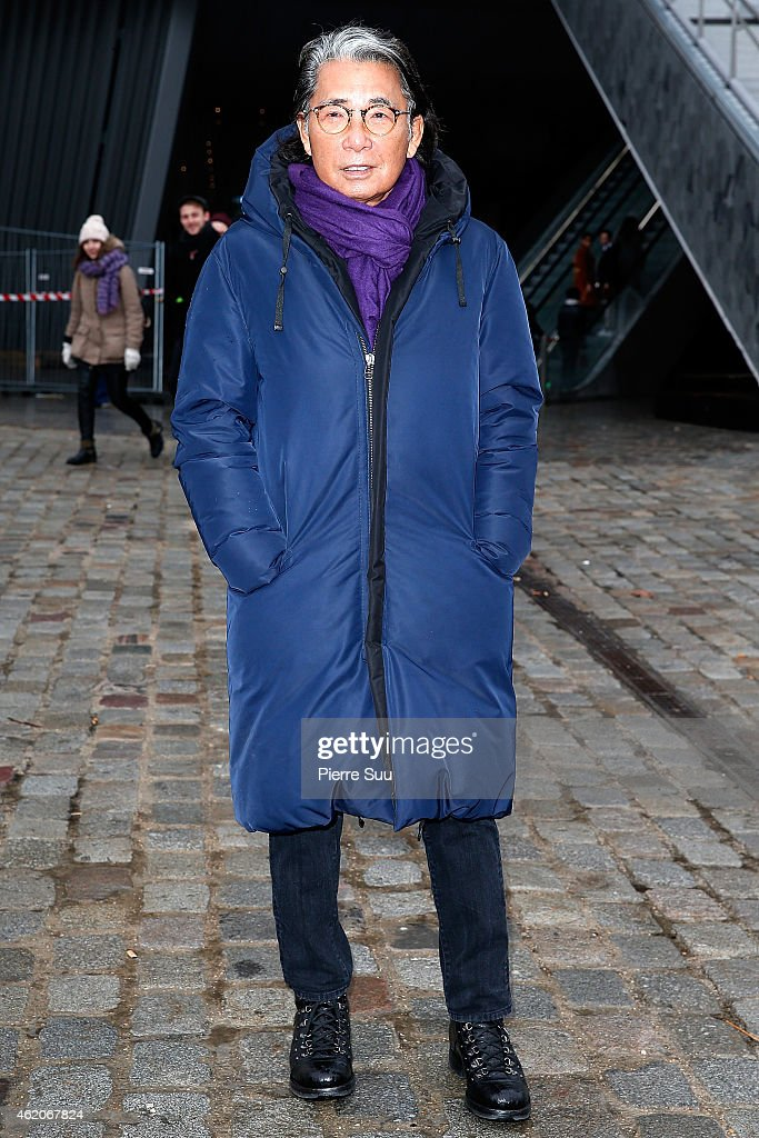 Celebrity Sightings - Day 4  - Paris Fashion Week : Menswear Fall/Winter 2015-2016