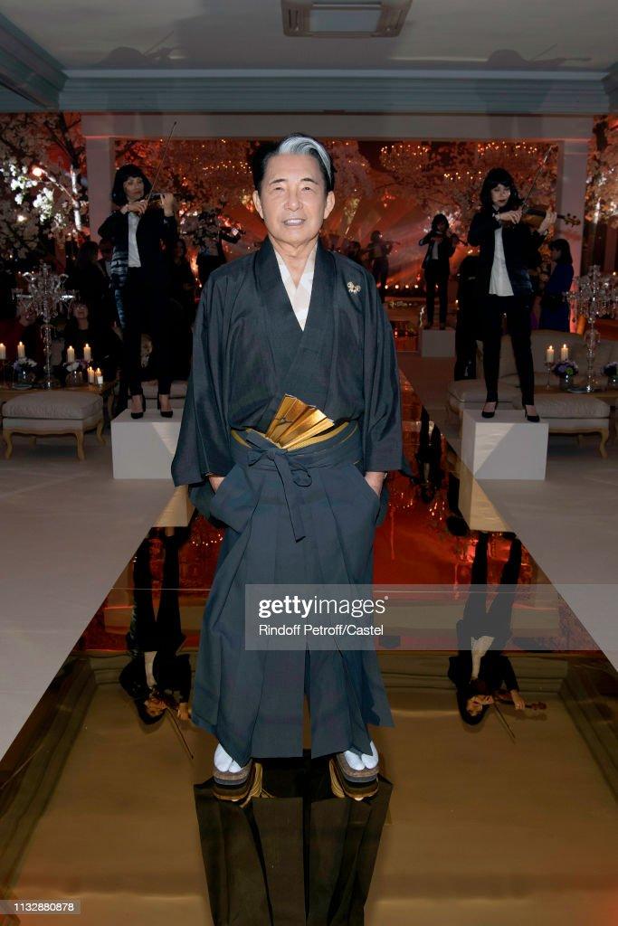 Kenzo Takada Birthday Party - Paris Fashion Week Womenswear Fall/Winter 2019/2020 : News Photo