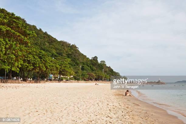 Kep beach , Cambodia