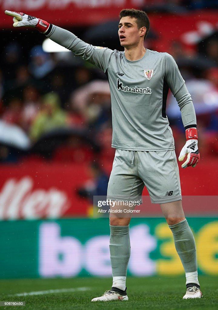 Sevilla v Athletic Club - La Liga