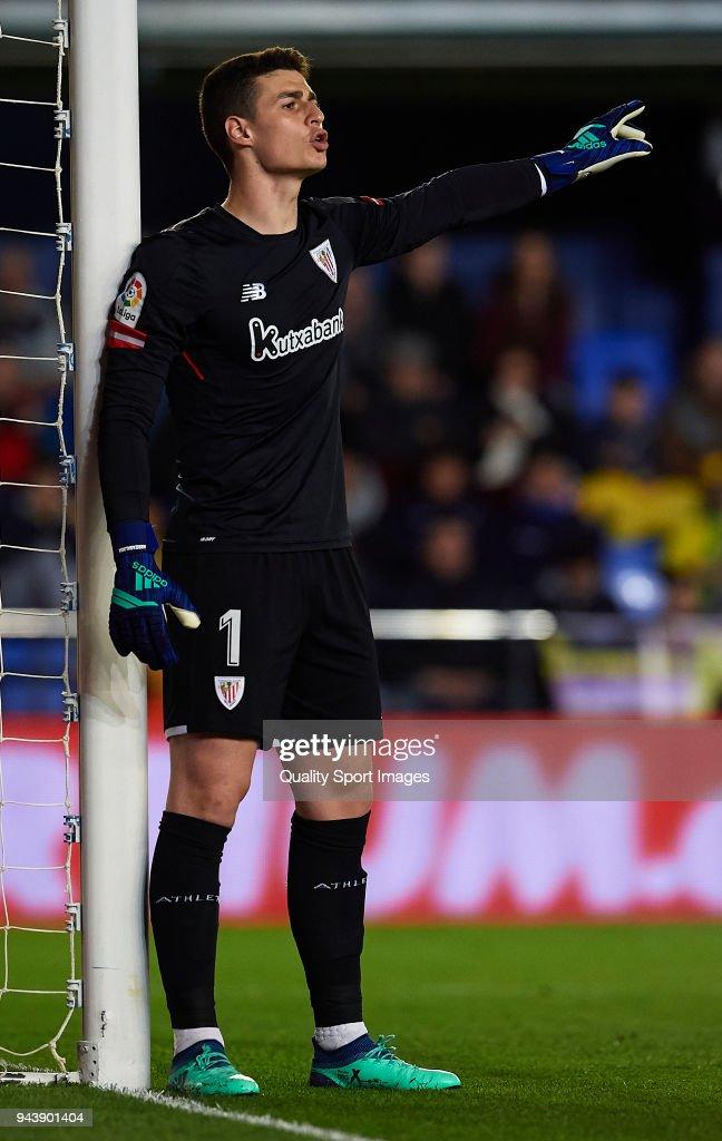 Villarreal v Athletic Club - La Liga