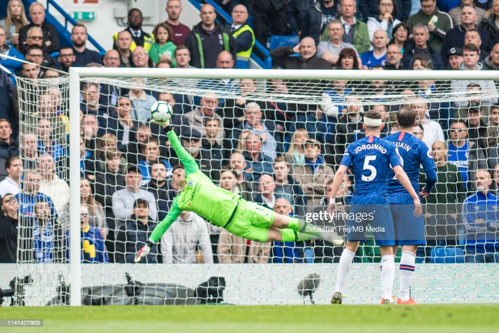 Chelsea FC v Watford FC - Premier League : News Photo
