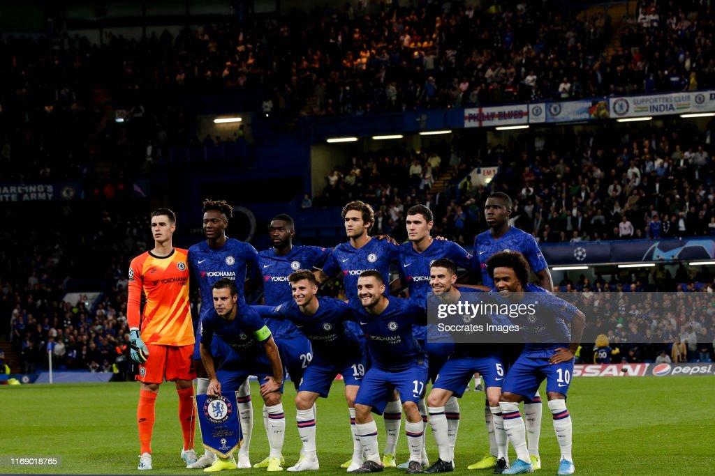 Chelsea v Valencia - UEFA Champions League : News Photo