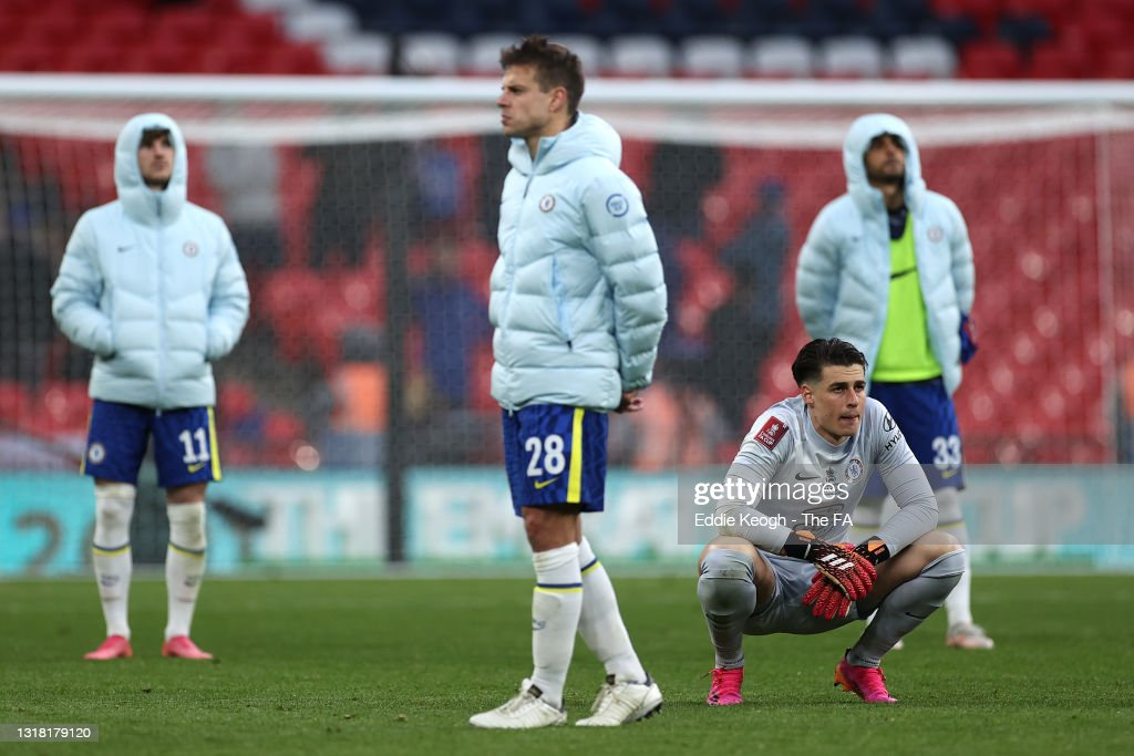 Chelsea v Leicester City: The Emirates FA Cup Final : News Photo