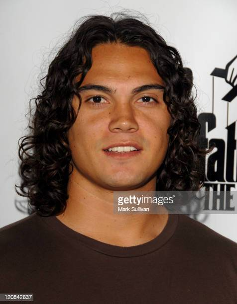 Kepa Kruse during World Premiere of The Godfather the Game on XBOX 360 Arrivals at Stone Rose Lounge in Los Angeles California United States