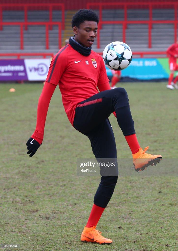 Tottenham Hotspur U19 v Monaco U19: UEFA Youth League : ニュース写真