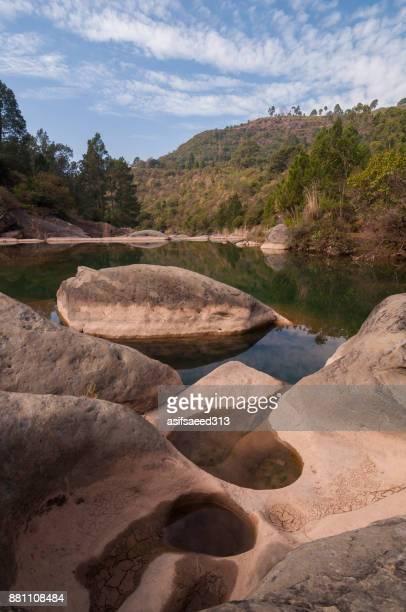 keral lake - punjab pakistan stock pictures, royalty-free photos & images