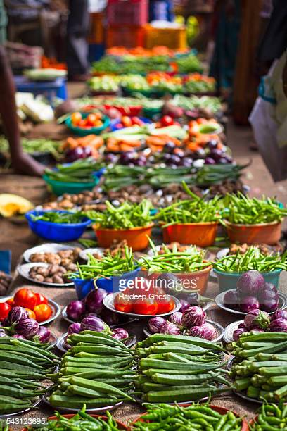 Kerala vegetable market