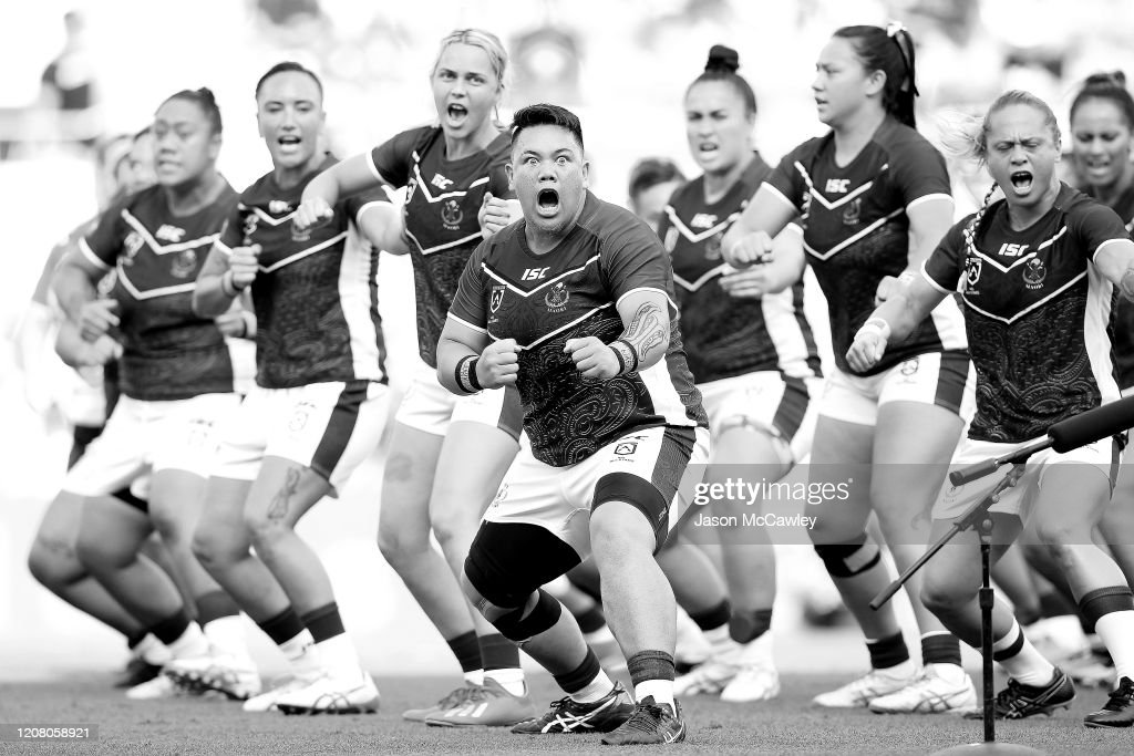 Indigenous Women's All-Stars v Maori Women's All Stars : News Photo