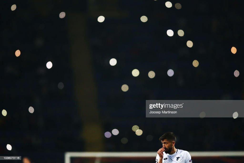 FC Shakhtar Donetsk v TSG 1899 Hoffenheim - UEFA Champions League Group F : News Photo