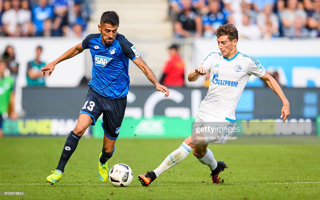 TSG 1899 Hoffenheim v FC Schalke 04 - Bundesliga : News Photo