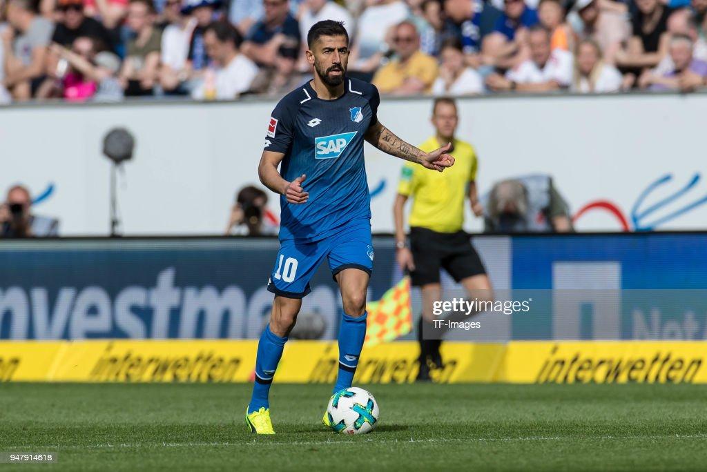 TSG 1899 Hoffenheim v Hamburger SV - Bundesliga : News Photo