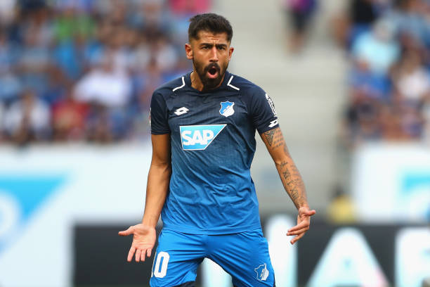 Kerem Demirbay (Photo by Alexander Hassenstein/Bongarts/Getty Images)