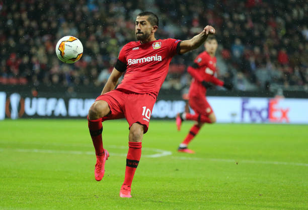 LIGUE EUROPA 2018  - 2019 -2020 - Page 16 Kerem-demirbay-of-leverkusen-runs-with-the-ball-during-the-uefa-of-picture-id1207626301?k=6&m=1207626301&s=612x612&w=0&h=y894FO7IsYL6Ay7NBVAJRoyaF9uwElrXlIKln3bywkY=
