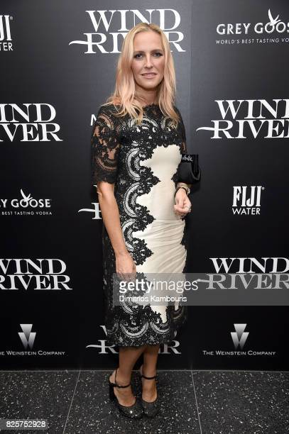 Keren Craig attends the Screening Of Wind River at The Museum of Modern Art on August 2 2017 in New York City