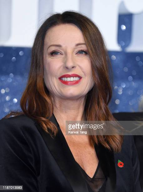 Keren Woodward attends the Last Christmas UK Premiere at BFI Southbank on November 11 2019 in London England