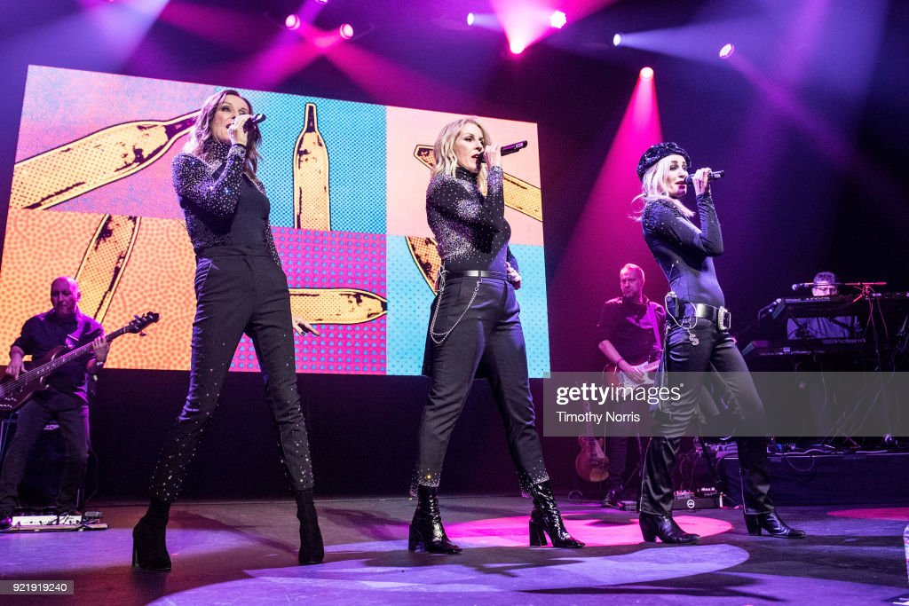 Bananarama In Concert - Los Angeles, CA