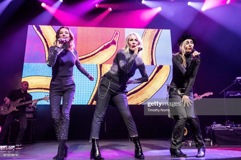 Bananarama In Concert - Los Angeles, CA : News Photo
