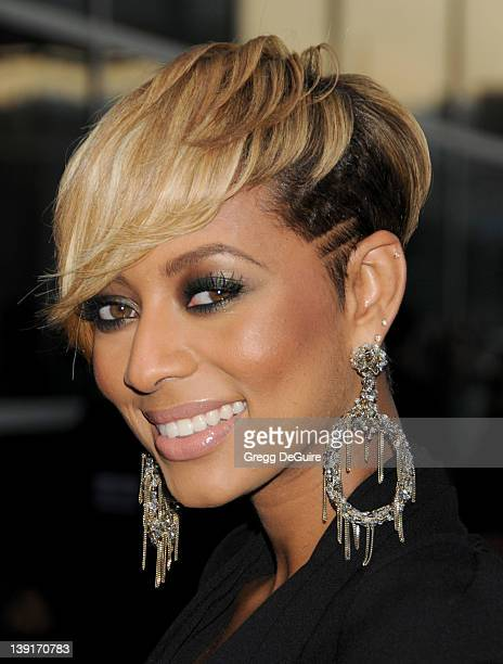 Keri Hilson arrives at the World Premiere of Takers at the ArcLight Cinerama Dome on August 4 2010 in Hollywood California