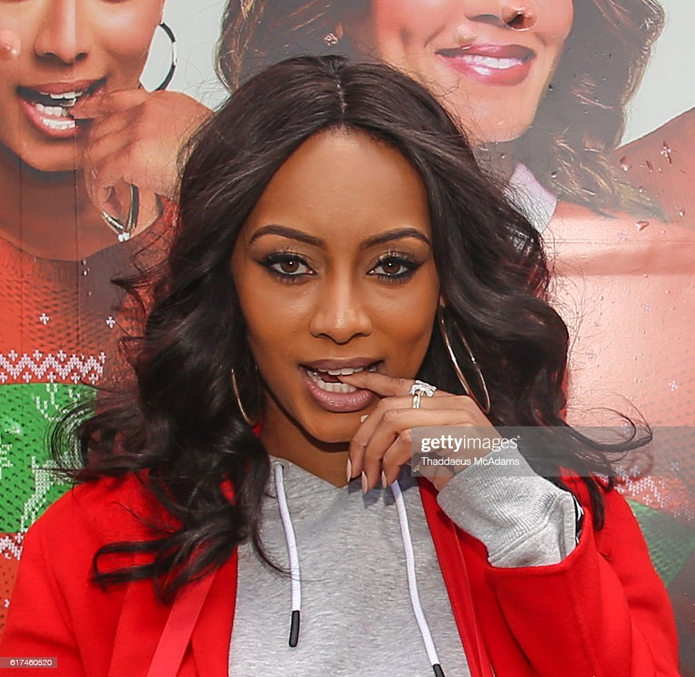 Almost Christmas Keri Hilson.Keri Hilson Promote Almost Christmas Movie At Howard
