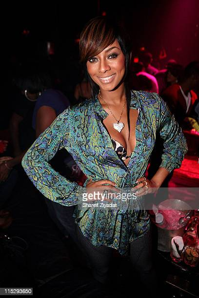 Keri Hilson seen at M2 Ultra Lounge on September 11, 2009 in New York City.