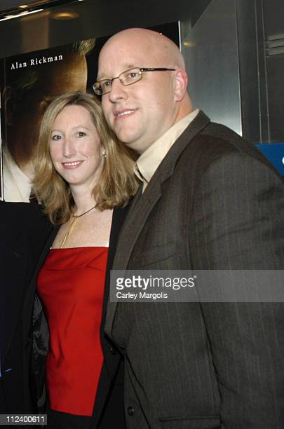 Keri Putnam senior vice president HBO Films and Eric Heltzel executive producer