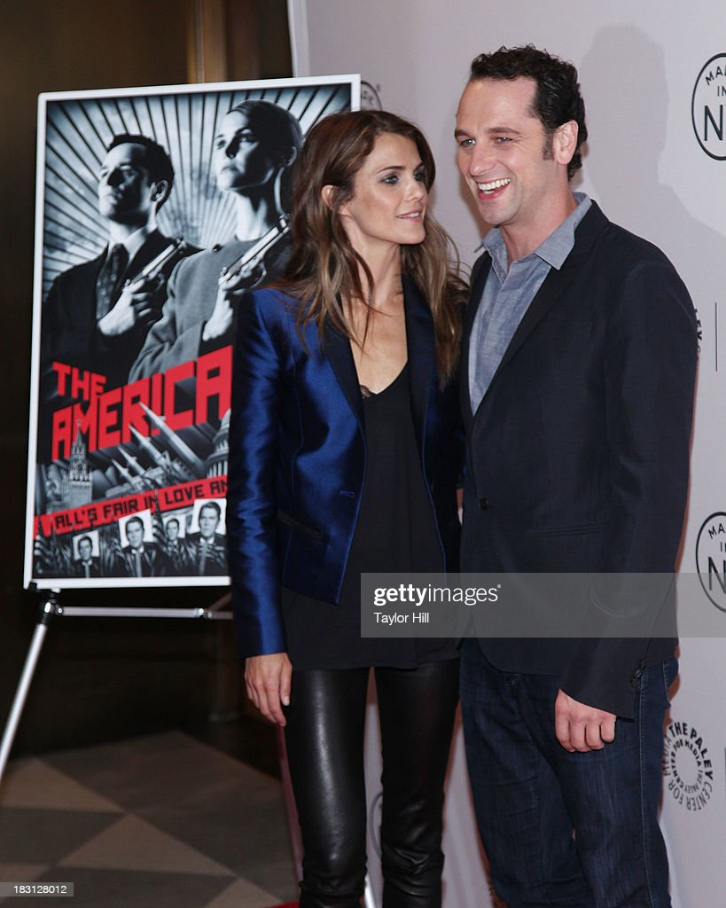 """2013 PaleyFest: Made In New York - """"The Americans"""" : News Photo"""