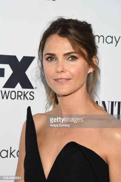 Keri Russell attends FX Networks celebration of their Emmy nominees at CRAFT LA on September 16, 2018 in Los Angeles, California.
