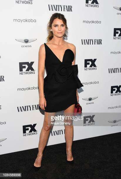 Keri Russell attends FX Networks celebration of their Emmy nominees at CRAFT LA on September 16 2018 in Los Angeles California