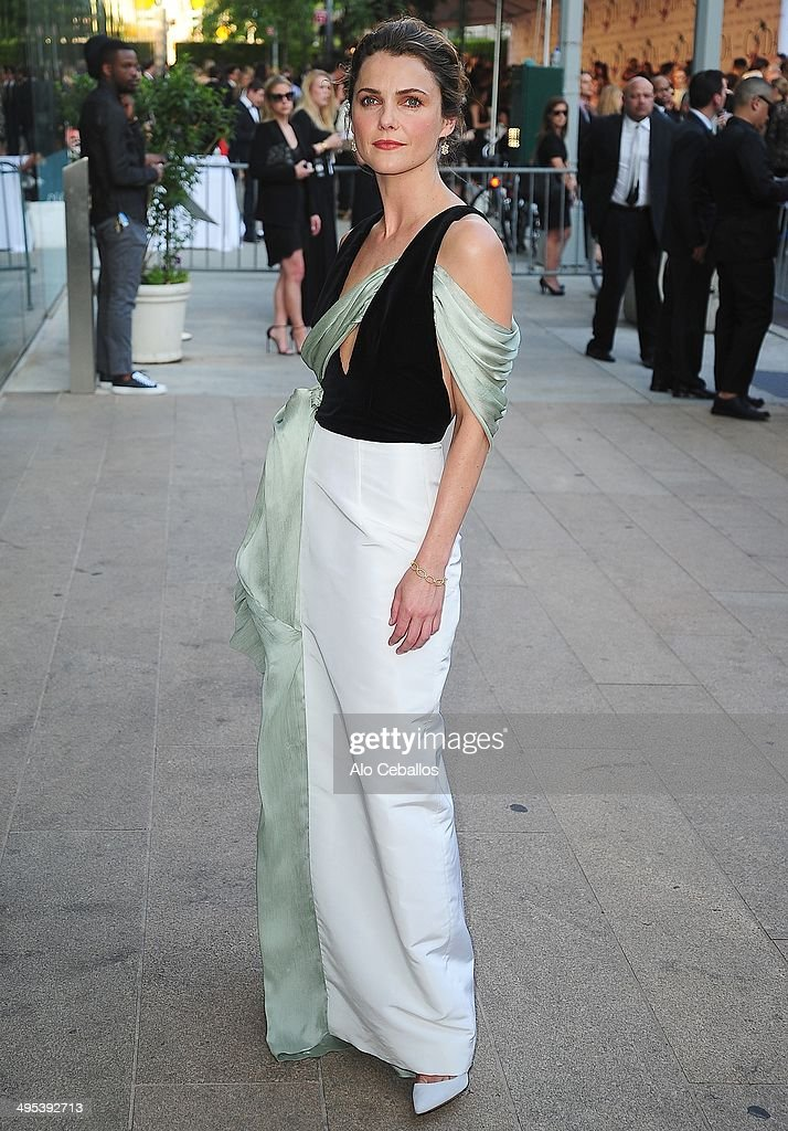 Keri Russell attends the 2014 CFDA Fashion Awards>> at Alice Tully Hall, Lincoln Center on June 2, 2014 in New York City.