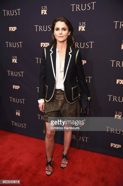 Keri Russell attends the 2018 FX Annual AllStar Party at SVA Theater on March 15 2018 in New York City