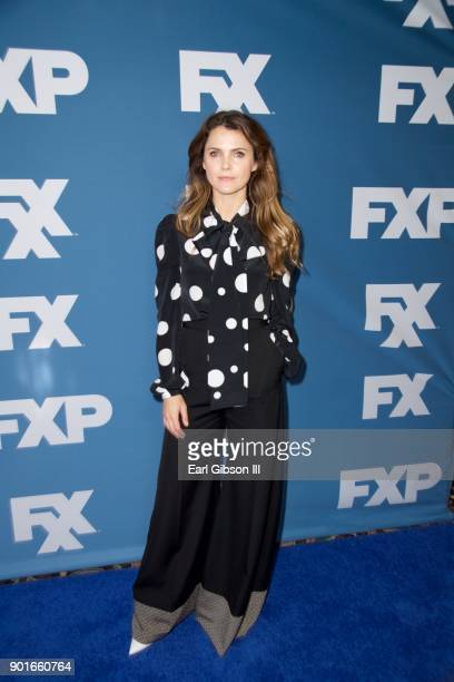 Keri Russell attends the 2018 Winter TCA Tour at The Langham Huntington Pasadena on January 5 2018 in Pasadena California