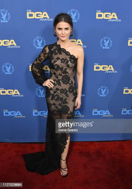 Keri Russell attends the 71st Annual Directors Guild Of America Awards at The Ray Dolby Ballroom at Hollywood & Highland Center on February 02, 2019...